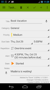 Tasks To Do Free, To-Do List - screenshot thumbnail