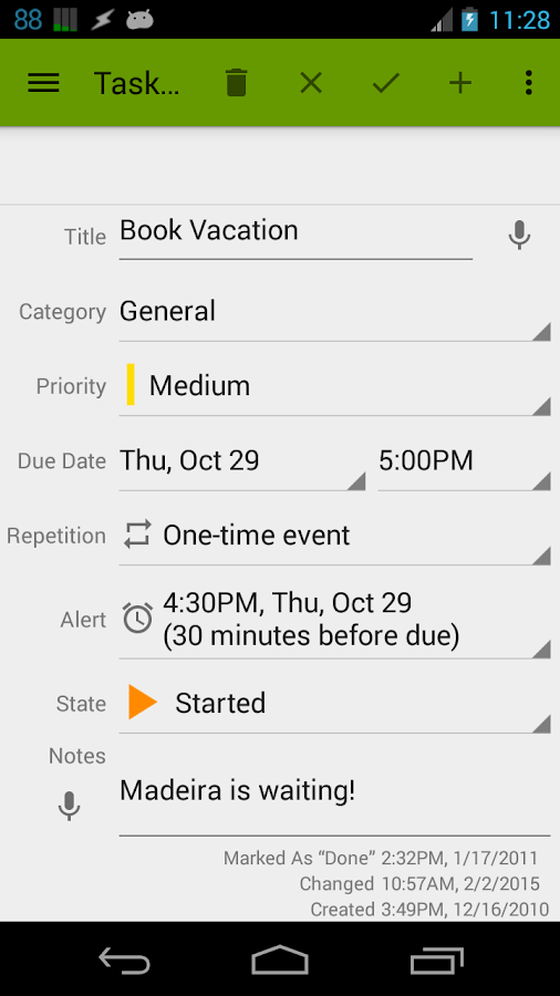 Tasks To Do Free, To-Do List- screenshot