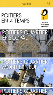 Poitiers - ZeVisit- screenshot thumbnail