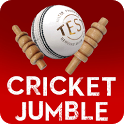 Word Jumble Cricket Players icon
