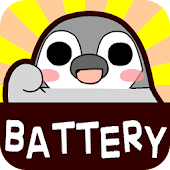 Pesoguin Battery Widget