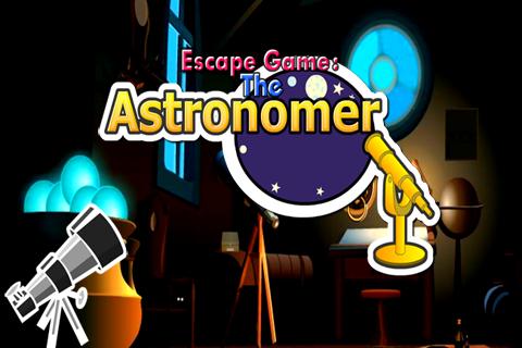 逃脱游戏 - 天文学家