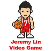 Jeremy Lin Video Game