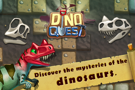 Dino Quest - Dig the Dinosaurs