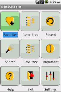 MemoCase- screenshot thumbnail