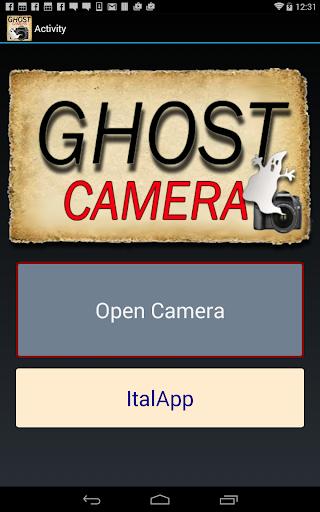 Ghost Camera - 鬼相機