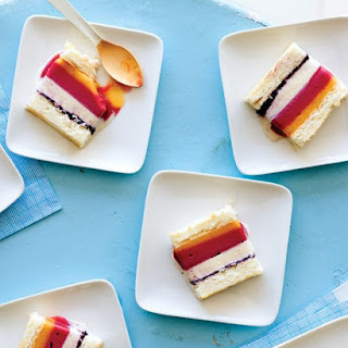 Angel Food Sheet Cake