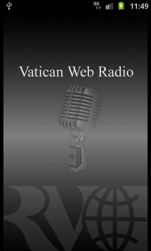 Vatican Web Radio - screenshot