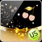 jewel cherry LiveWallpaper icon