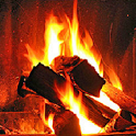 Fire Place HD icon