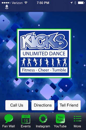 【免費運動App】Kicks Unlimited Dance-APP點子