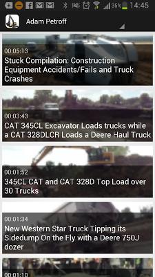 Earthmover Tube - screenshot