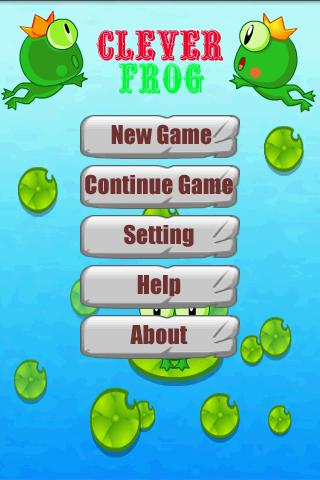 Clever Frog - screenshot