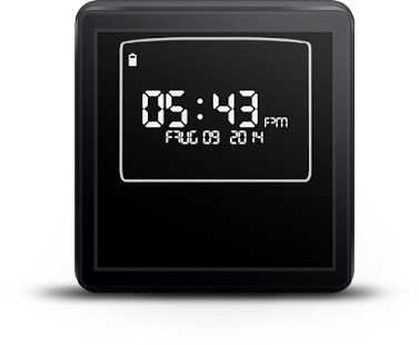 KnightRider Watchface for Wear - screenshot thumbnail