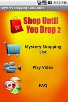 Screenshot of Shop Until You Drop 2