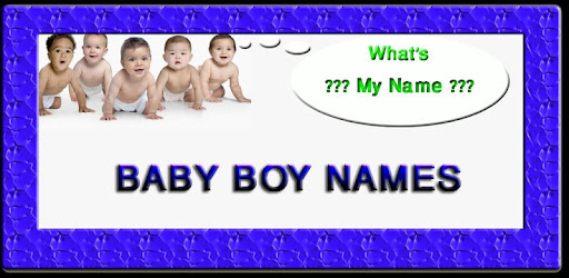 Baby Boy Names Free Apps On Google Play
