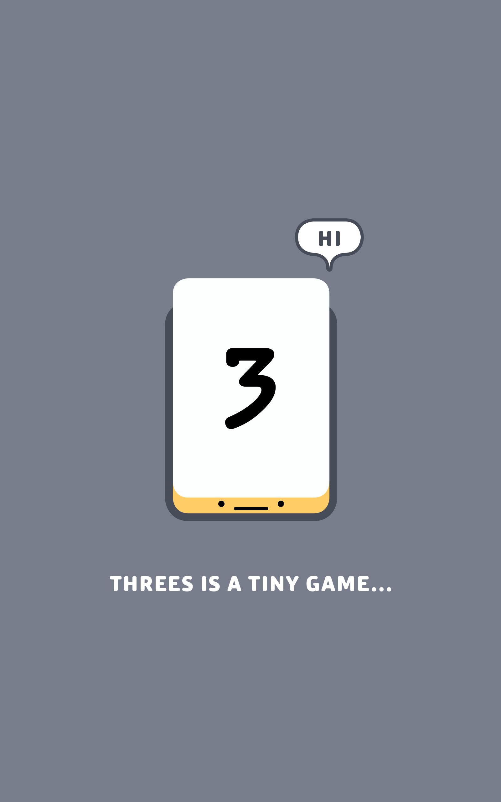 Threes! screenshot #7