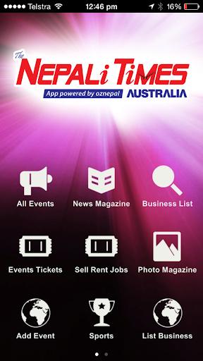 NTA - Nepali Times Australia