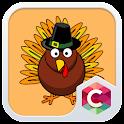 Happy Thanksgiving Day Theme icon
