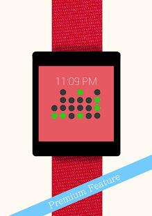 Binary Watch Face - screenshot thumbnail