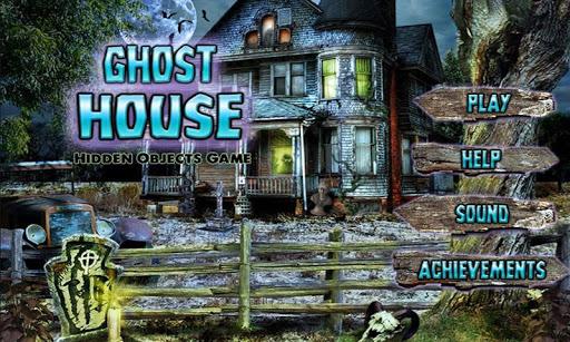 Ghost House Free Hidden Object