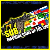 Sub Machine Gun SMG Database