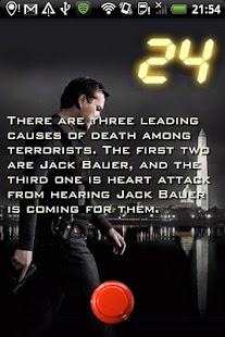 Jack Bauer Facts FREE - screenshot thumbnail