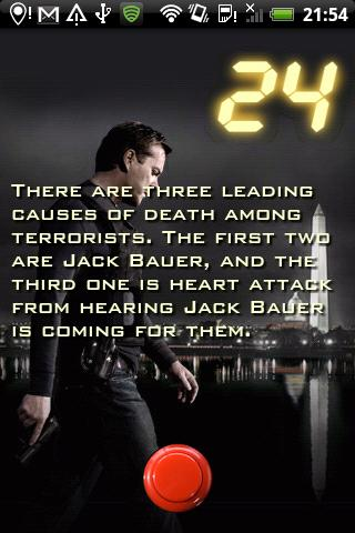 Jack Bauer Facts FREE- screenshot