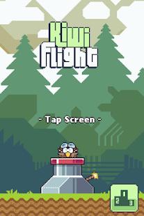 Kiwi Flight - Swing Bird