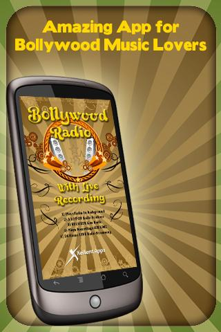 Bollywood Radio - screenshot