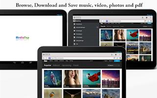 Screenshot of MediaTap - Video Downloader