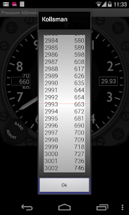 Pressure Altimeter- screenshot thumbnail