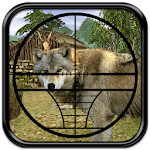 Hunting Jungle Wolf Apk