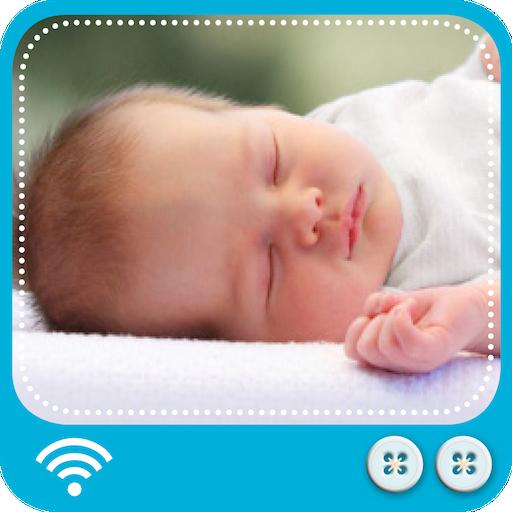MyBabyMonitor Video-Audio PRO LOGO-APP點子