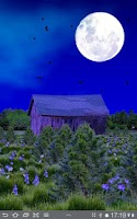Screenshot of Red Barn Live Wallpaper