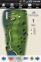 Screenshot of Wolf Creek Utah Golf Course
