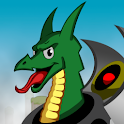 Super Jetpack Dragon IV logo