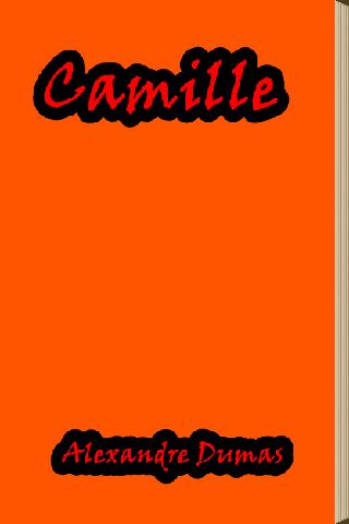 Camille La Dame aux Camilias