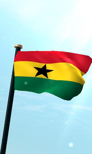 加納旗3D動態桌布