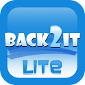 Back2It logo