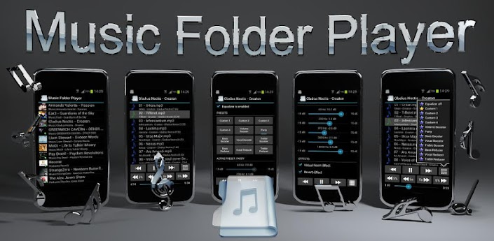 Music Folder Player Donate 1.3.6 apk