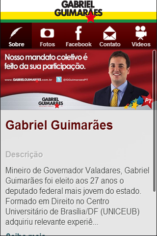 Deputado Gabriel Guimarães