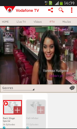 Vodafone Mobile TV Live TV 30 screenshot 296271