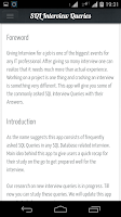 Screenshot of SQL Interview Queries