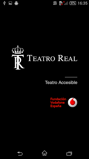 Teatro Real Accesible