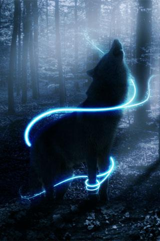 3D Wolf - screenshot