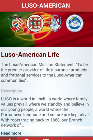 Luso-American Life