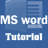 MS Word Tutorial