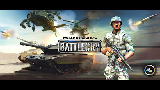 World War Game Battle Cry- screenshot thumbnail