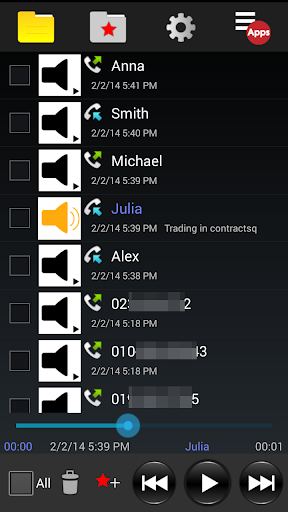 Automatic Call Recorder - Android Apps on Google Play